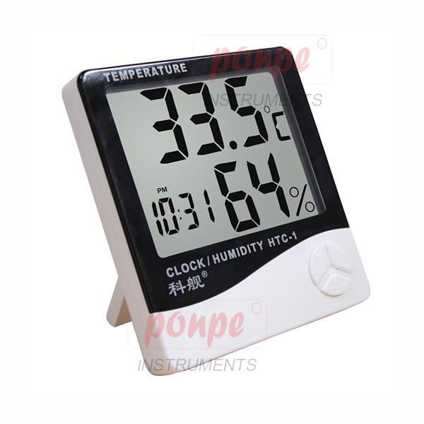 Thermometer Humidity Meter HTC-1